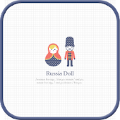 Russian dolls golauncher theme