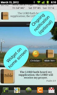 Bible Daily Verses & Devotions - screenshot thumbnail