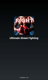 Ultimate Street Fighting