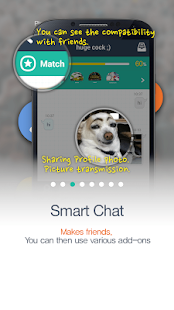 2 Chat Room Messenger App screenshot