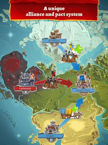 android Empire: Four Kingdoms Screenshot 3