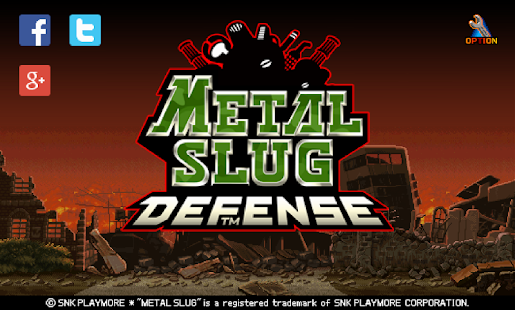 METAL SLUG DEFENSE 1.3.0 APK