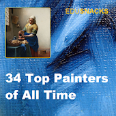 34 Top Painters of All Time