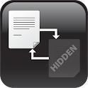 Hide Files & Folders icon