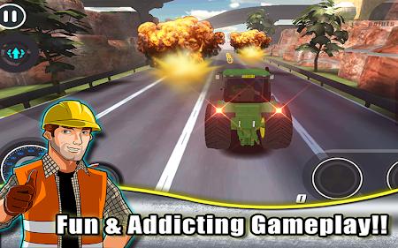 Big Truck Driving 3D Free Game 1.9 screenshot 96131