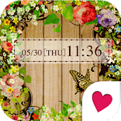 Cute wallpaper★Vintage Garden