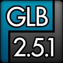 GLBenchmark 2.5 - 3D benchmark icon