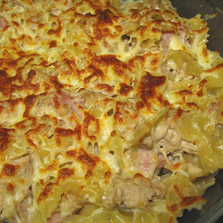 20 Minute Farfalle Pasta and Tuna Recipe