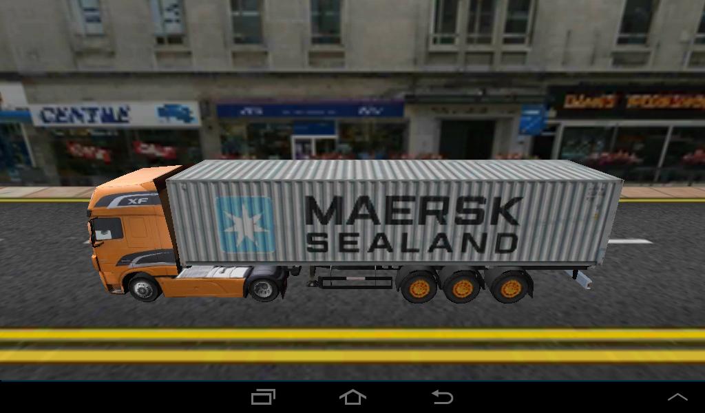 Cep Truck Simulator 3D Resimler