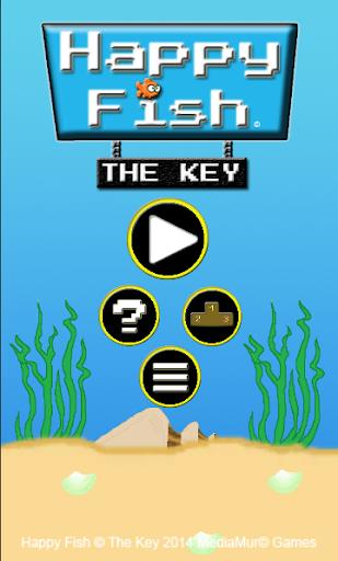 Happy Fish: The Key.