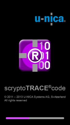 scryptoTRACE®code