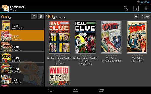 ComicRack Free Screenshot