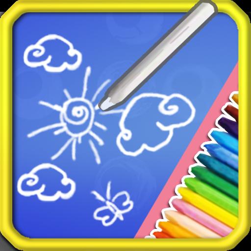為孩子的畫板 教育 App LOGO-APP試玩
