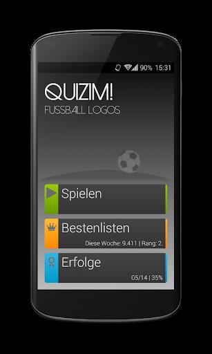 QUIZIM - Fußball Logos