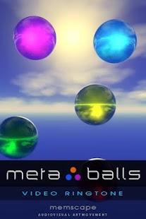 Video Ringtone METABALLS vol10