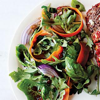 Salad with Balsamic Vinaigrette