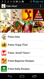 Paleo Diets Recipes