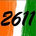 India 2611 icon