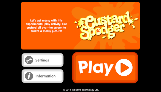 Custard Splodger- screenshot thumbnail