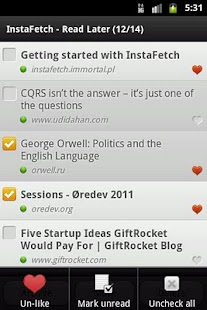 InstaFetch Lite- screenshot thumbnail