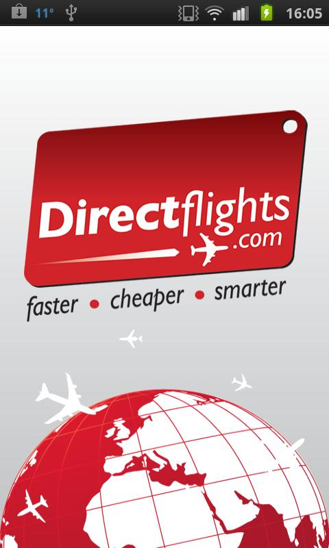 Directflights flights & hotels - screenshot