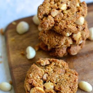 Paleo Macadamia Cookies