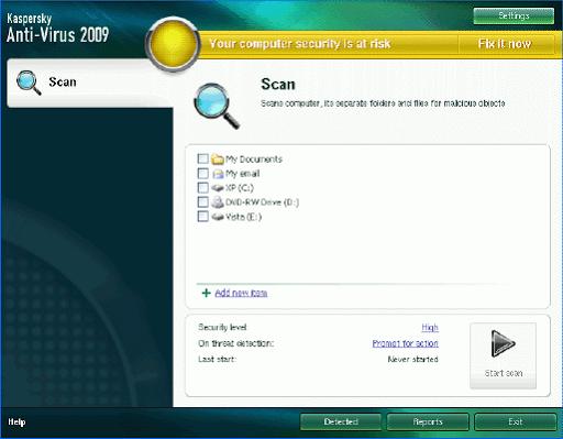 Free Virus Scanning App
