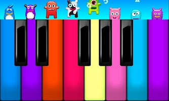 Screenshot of Playful Piano