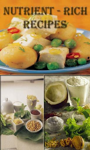 Nutrient Rich Recipes