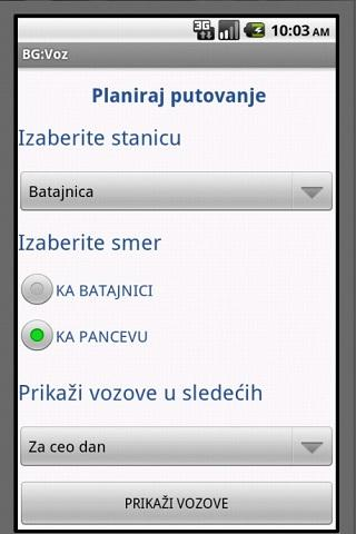 Bg:Voz - screenshot