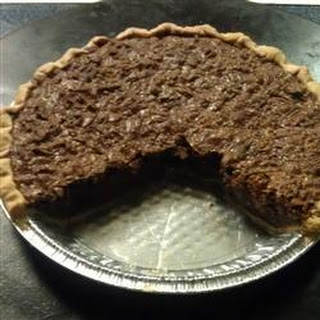 Chocolate Pecan Pie VI.