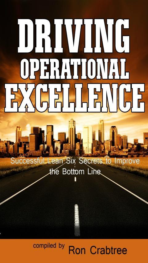 Driving Operational Excellence - screenshot