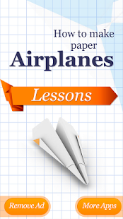 How to Make Paper Airplanes - screenshot thumbnail