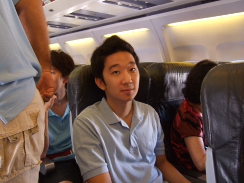 chee xin hao air asia