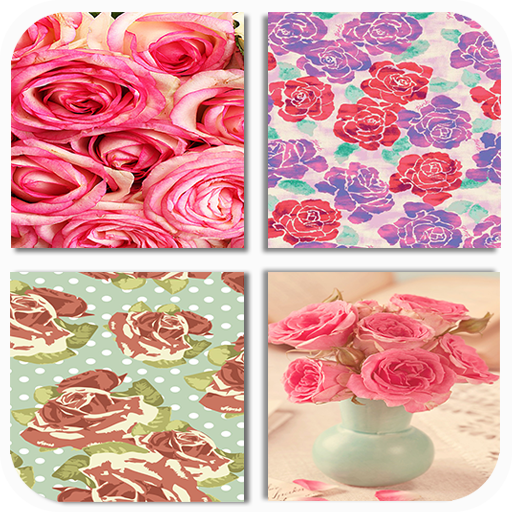 花卉壁纸 個人化 App LOGO-APP試玩