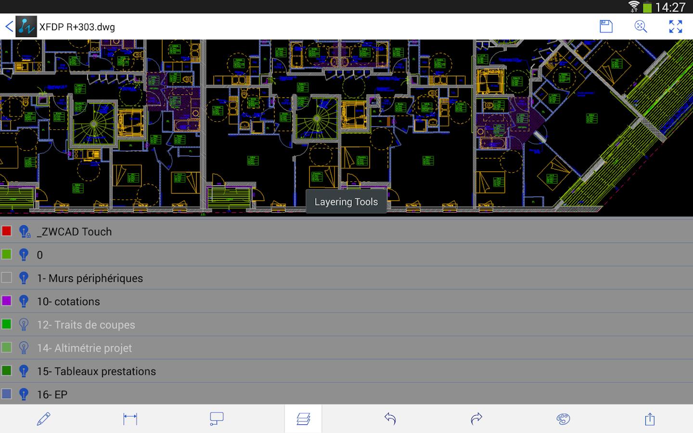 CAD Pockets - screenshot
