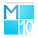 Metro UI Launcher 10 icon