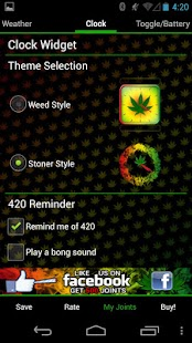 Weed Widget Pack - screenshot thumbnail