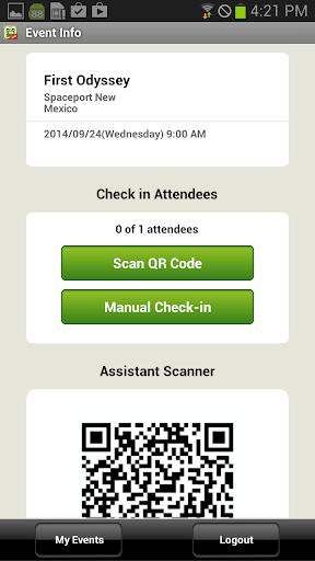 【免費娛樂App】PeaTiX for Organizers-APP點子
