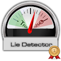 True/False Lie Detector logo