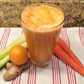 Colorful Coconut Juice