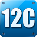 HD 12c Financial Calculator DM logo