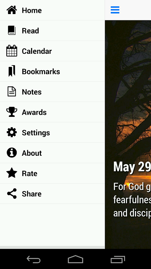 Daily Prayer Guide (Lite) - screenshot