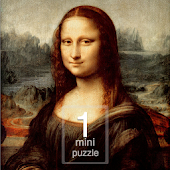 Art Mini Puzzle & Slideshow