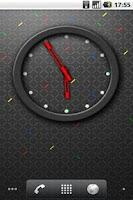Screenshot of RIM 4x3 Analog Clock