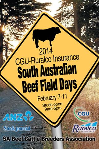 SA Beef Field Days 2014