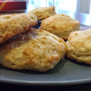 Easy Buttermilk Biscuits.