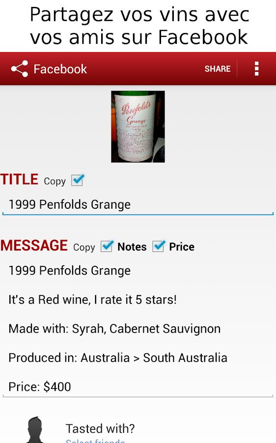 Ws vin et cave applications android sur google play - Application cave a vin gratuite ...