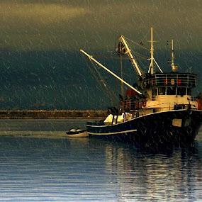 Brod by Željko Oskoruš - Transportation Boats