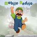 Mobile Andrio (Full) logo
